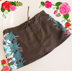 Coco Reef Tropical Boardskirt Small